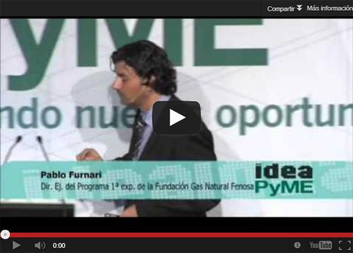 Pablo Furnari Anímese a Exportar