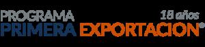 Programa Primera Exportación